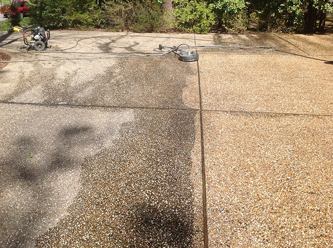 Exp Aggregate Clean and Seal